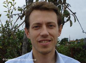 Peter Harling (photo: International Crisis Group)