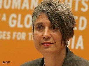 Monika Hauser (photo: DW)