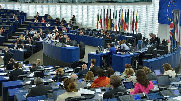 The European Parliament in Strasbourg (photo: EU)