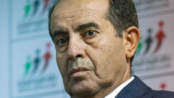 Mahmoud Jibril (photo: dapd)