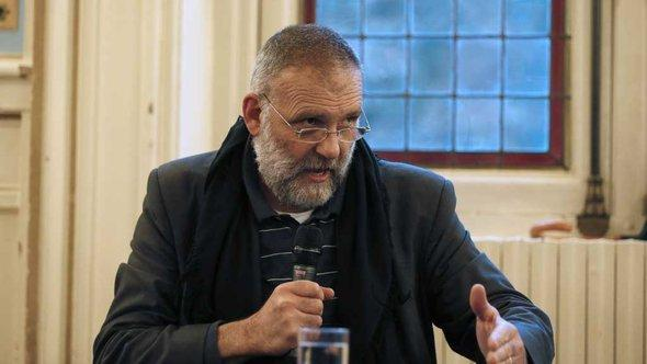 The Italian Jesuit priest Paolo Dall'Oglio (photo: AFP/Getty Images)