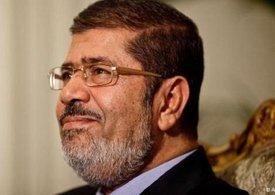 Egypt's president Mohammed Morsi (photo: AP)