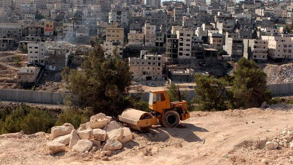 Settlement in East Jerusalem (photo: dpa)