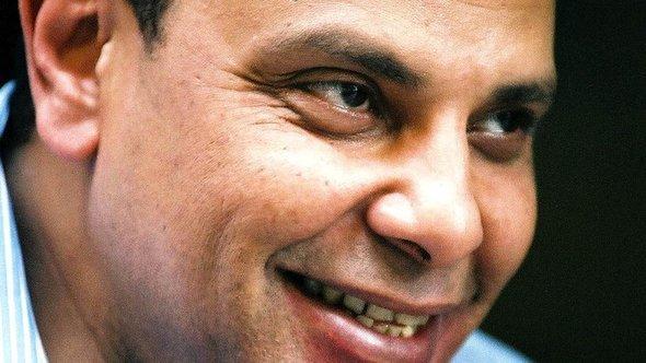 Alaa al-Aswani (photo: AP)