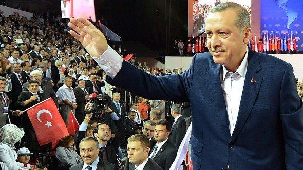 Turkey's prime minister Erdogan (photo: dpa)