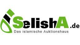The logo of the Muslim auction portal Selisha.de