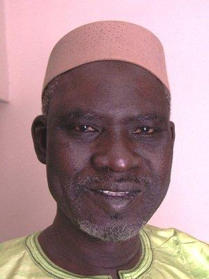 Ousmane Haidara, religious leader of Mali's Ansar Dine Ssufi movement (photo: Charlotte Wiedemann)
