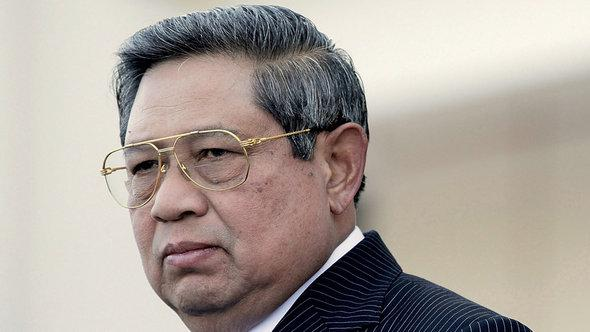 Indonesian President Susilo Bambang Yudhoyono (photo: Daniel Hartley-Allen, Pool/AP/dapd)
