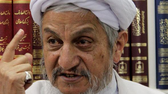 Ayatollah Yousef Sanei; Foto: © Ayatollah Yousef Sanei