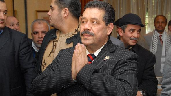 Hamid Chabat, Oberbürgermeister der Stadt Fez; Foto: Bakili Said/DW