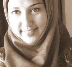 Najwa Sahmarani (photo: courtesy Najwa Sahmarani)