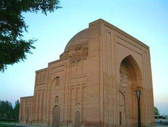 Supposed mausoleum of Al-Ghazali in Tus, Iran (source: Zereshk / Wikipedia)