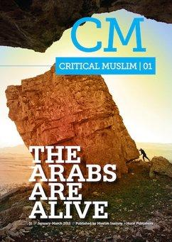 Cover of the first edition of CM magazine (source: Critical Muslim)
