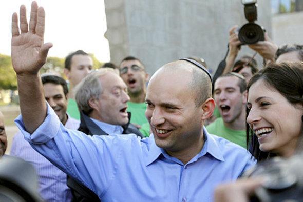 Naftali Bennett (photo: AP)