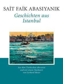 German book cover 'Sait Faik: Geschichten aus Istanbul' (© Manesse Verlag)