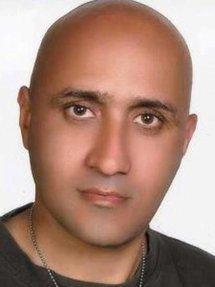 The Iranian blogger Sattar Beheshti (photo: Irani)
