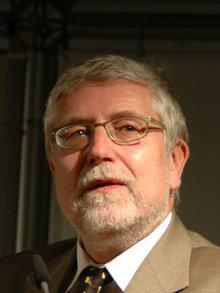 Professor Michael Brzoska, Director of the Institute for Peace Research and Security Studies at the University of Hamburg (Copyright: private copyright)