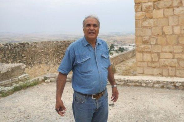 Mohamed Tlili (photo: Beat Stauffer)