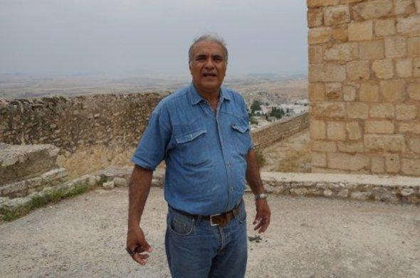 Der tunesische Historiker Mohamed Tlili; Foto: Beat Stauffer