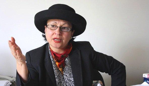Dr. Guita Hourani (photo: Björn Zimprich)