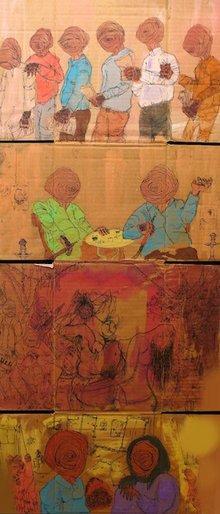 Untitled work (© Ali Abdel Mohsen)
