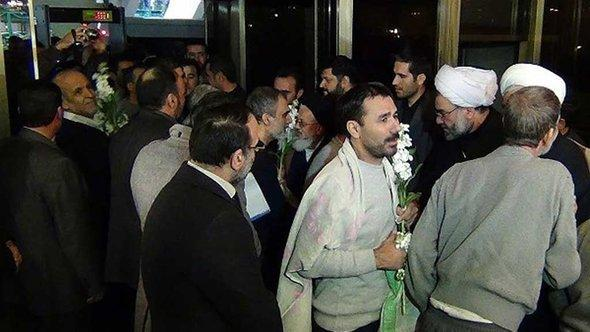 The Syrian opposition releases 48 Iranian hostages (photo: FARS)