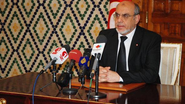 Hamadi Jebali; Foto: picture alliance/ZUMA Press