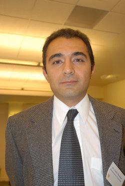 Nader Hashemi (photo: Namjoo Hashemi)