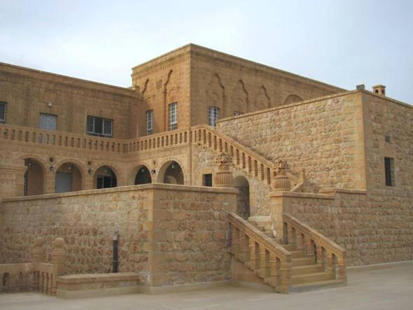 Mor Gabriel Monastery (photo: Ekrem Eddy Güzeldere)