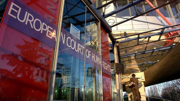 European Court of Human Rights in Straßburg (photo: picture alliance/JOKER)