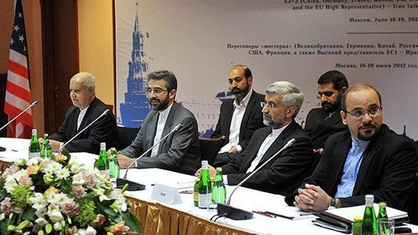 Failed 'Nuclear talks' in Moscow in June 2013 (photo: Fars)