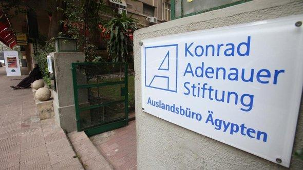 Offices of the Konrad Adenauer Foundation in Cairo, Egypt (photo: dpa/picture-alliance)