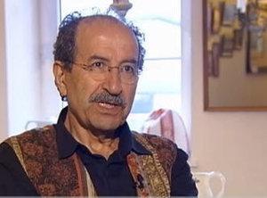 Rafik Schami (photo: DW TV)