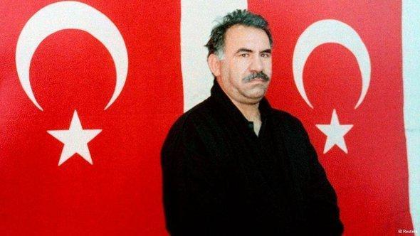Abdullah Öcalan (photo: Reuters)