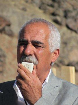 Bürgermeister Türkel aus Mazgirt, Foto: Ekrem Güzeldere