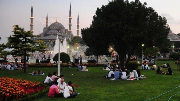The Sultan Ahmed Mosque or Blue Mosque in Istanbul (photo: Getty Images)