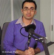 Arsham Parsi (photo: Arsham Parsi)