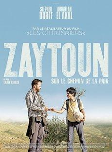 Film poster 'Zaytoun' (source: Pathé)