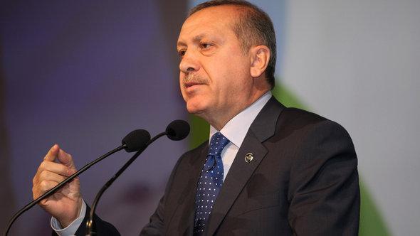 The Turkish Prime Minister Erdogan (photo: picture-alliance/APA/picturedesk.com)