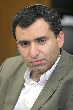Israel's Deputy Foreign Minister Zeev Elkin (photo: public domain)