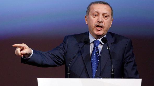 Turkish Prime Minister, Recep Tayyip Erdogan (photo: dpa)