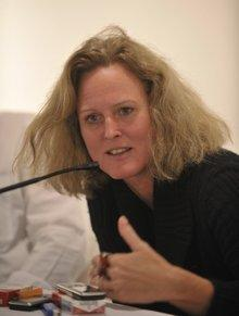 Monika Borgmann (photo: umam-dr.org)