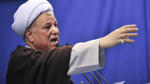 Akbar Hashemi Rafsanjani (photo: Irna)