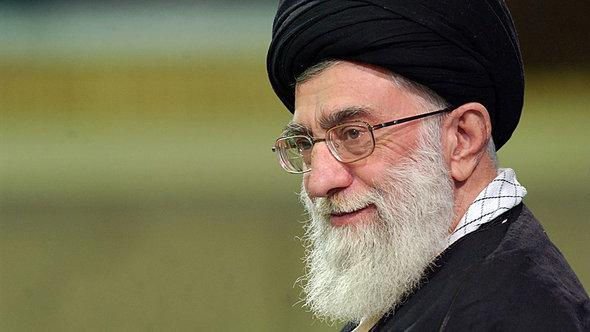 Iran's Supreme Leader Ali Khamenei (photo: momtaznews)