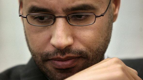 Seif al-Islam al-Gaddafi (photo: dapd)