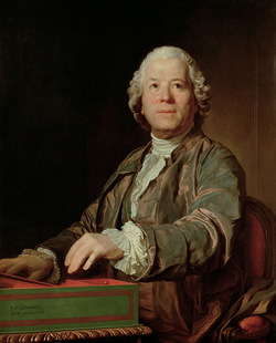 Painting by Christoph Willibald Gluck by Joseph Duplessis, 1775 (source: Wikipedia)