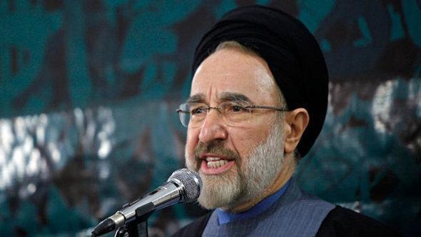 Iran's former president Mohammad Khatami (photo: khatami.ir)