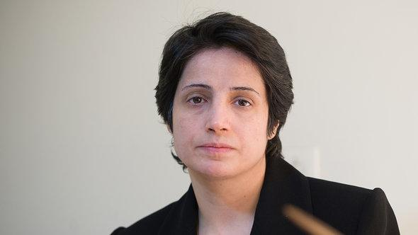 Nasrin Sotudeh (photo: AFP/Getty Images)