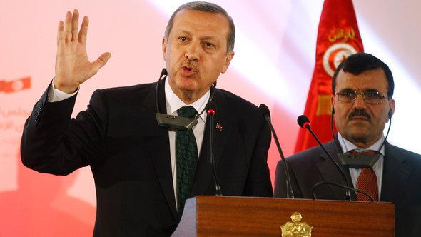 رئيس الوزراء التركي إردوغان. رويترز