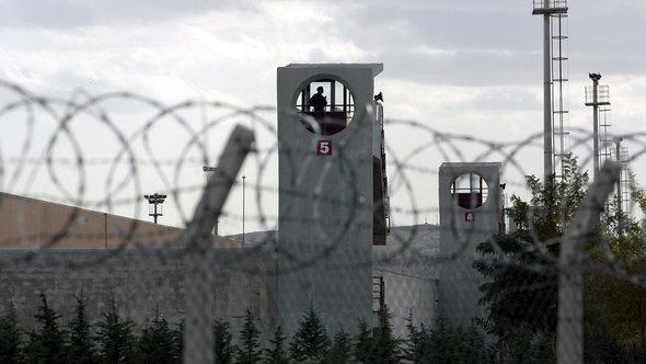 The high security prison in Sincan (photo: Adem Altan/AFP/Getty Images)